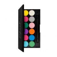 Jual SLEEK I-Divine Eyeshadow Palette Ultra Mattes V1 Bright  Murah