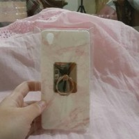 Casing HP Pink Marble Vivo Y51 / Y51L