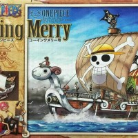 Going Merry Mery Big Bandai Action Figure One Piece