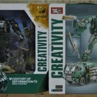 Jual Transformer 4 AOE Hound Oversize-Diecast Merk Weijiang Murah