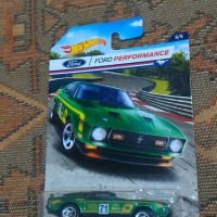 Hot Wheels Ford Performance '71 Mustang Mach 1