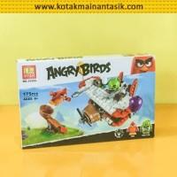 Jual BELA 10506 - Angry Birds Piggy Plane Attack Murah