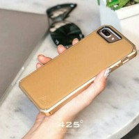 Elemen Case Solace Iphone 7 Edition Leather Coated Bumper