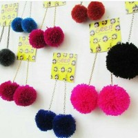 Jual ANTING POMPOM (MEDIUM) Murah