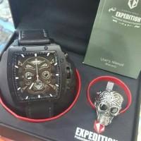Jual Expedition E6688 Original Jam Tangan Pria Body Black Murah