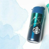 Jual Galaxy Rare Limited Starbucks Stainless Original Tumbler Murah