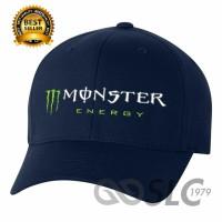 harga Topi Baseball Monster Energy D6 - Slc Tokopedia.com