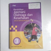 Harga buku olahraga bekas smp 3 pendidikan jasmani olahraga dan kesehatan   antitipu.com