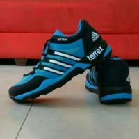 Sepatu Adidas Terrex Biru Harga Distributor Paling Murah!!!