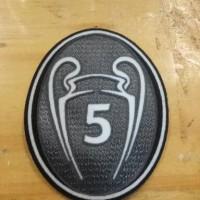 patch BoH 5 liverpool barcelona jersey original