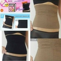 Calorie Off Massage Shaper for Waist / Korset Pembakar Lemak Perut