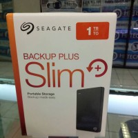 Hard disk eksternal Seagate Back Up Plus versi Slim