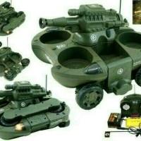 rc tank amphibious