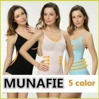 Munafie Cami Shapper/ Munafie Camisol Tank Top Slimming Korset Cloth