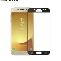 Jual Tempered Glass Full Colour Samsung Galaxy J5 Pro Anti Gores Warna Murah