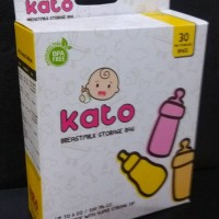 Jual Kantong ASI KATO breast milk bag 200ml Murah