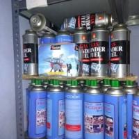 Jual Gas portable hi-cook 230gr untuk kompor portable/alat panggang Murah