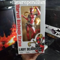 Jual FIGURE LADY DEADPOOL MARVEL BISHOUJO STATUE Murah