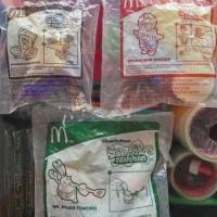 Jual Happy Meal McDonald SpongeBob Squarepants Murah