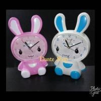 Jual Jam Weker - Alarm Clock - Rabbit Murah