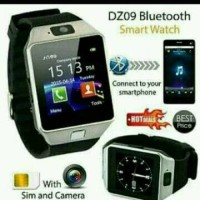 Jual Smartwatch DZ09 / U9 Smart Watch Jam Tangan HP Support SIM Card Murah Murah