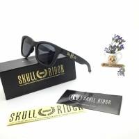 Sunglasses Kacamata Pria, Kaca mata Anti UV, Kacamata New Skull Raider