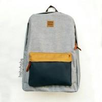 Jual Billabong All Day Pack Grey Heather Backpack Original Murah
