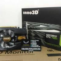 Jual INNO3D GTX 750TI 2GB DDR5 1FAN Murah