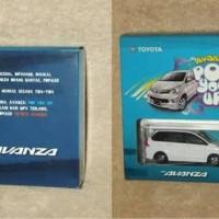 Tomica, Toyota Avanza, Toyota Indonesia Gift Event, Mib
