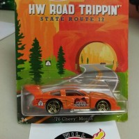 "Hotwheels '76 Chevy Monza - HW Road Trippin ""State Route 12"" Hotwheels"