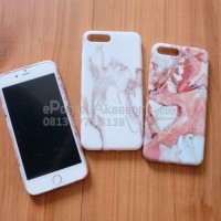 iPhone 7 Marble Full Print Silicon Case cover