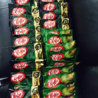Jual Kitkat Greentea Japan / Kit Kat Green Tea 100% Jepang! Murah