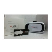 Jual VR BOX VERSI 02 + Remote Bluetooth Game Pad/VR-BOX V.02 PAKET Murah