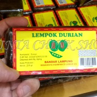 Jual Lempok Durian 88 Yenyen Asli Lampung 200g Murah