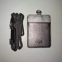 Jual Gantungan Kartu ID Card Kulit Canon IXUS ORIGINAL Murah