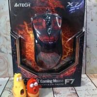 Jual Mouse Gaming Macro A4Tech X7 F7 Murah Murah