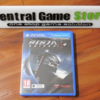 PS Vita Ninja Gaiden Sigma 2 Plus