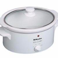 Jual JUAL Miyako Slow Cooker Kapasitas-4 Liter Murah