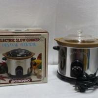 Jual JUAL Akebonno Slow Cooker Mini Kapasitas 1,5 Liter Th-k31 Murah