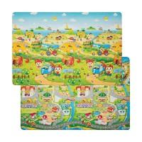 Jual LM Comflor Baby Care Fruit Farm Large Playmat Murah