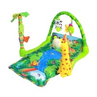 Jual LM Baby Gift Good Friend Baby's Forest Gym Playmat - Forre Murah