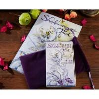 Jual Kartu Tarot Flower Shadow Divination Murah