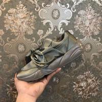 Jual SEPATU Puma Rihanna Bow / sepatu cewe / kado cewe / sepatu running / s Murah