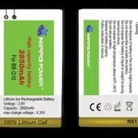 Jual Jual Hippo Baterai Blackberry - Q10 NX1 (2850MAH) Limited 20170816 Murah