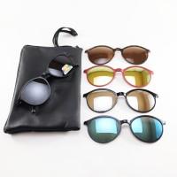 Jual Promo Frame Kacamata Bulat 2223A Black Gratis Lensa Minus Murah