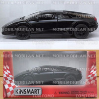 Jual Kinsmart Lamborghini Murcielago LP-640 (Black) Murah