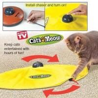 Jual Cats Meow Interactive Toy / Mainan Kucing Limited Murah