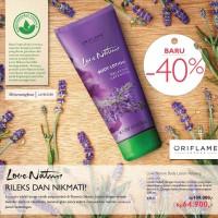 Jual Love Nature Body Lotion Relaxing Lavender - Oriflame 32613 Murah