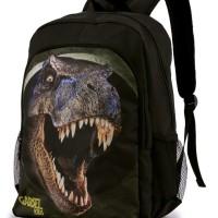 Jual Tas Punggung ransel sekolah anak Dinosaurus GL 5226 Murah
