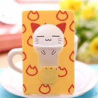 Jual SPESIAL Portable Unplugged Card Lamp Night Light / Lampu Kartu TERLARI Murah